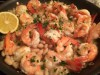 Shrimp and White Beans